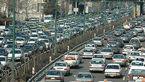 وضعیت ترافیکی پایتخت در چهاردهمین روز اردیبهشتماه