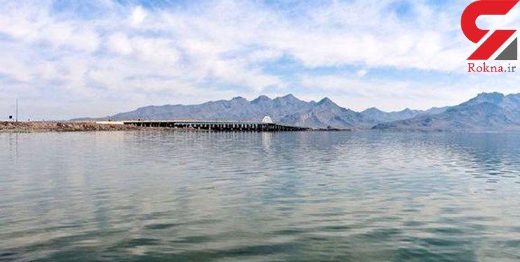 باور کنید / وحشت برای زوج جوان در امواج خروشان دریاچه ارومیه + جزییات