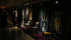 یادگاری های ۲۱ بانوی نقاش در جشنواره هنرهای تجسمی فجر