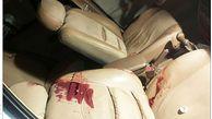 کشف 2 جسد در سمند آبکش شده ! / تیرباران در شب شوم! + عکس