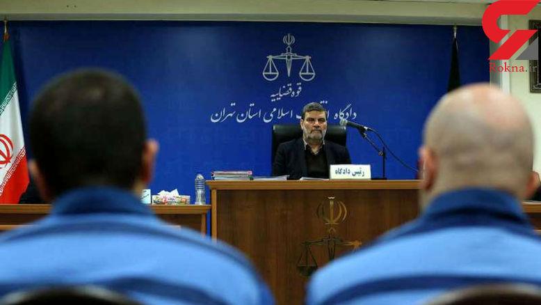 چهارمین جلسه دادگاه دومان توکان آغاز شد