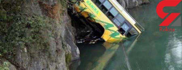 سقوط اتوبوس در کشمیر هند 16 کشته برجای گذاشت