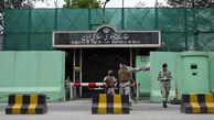 خنثی شدن موشک عمل نکرده در داخل سفارت کشورمان در کابل