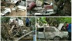 ۹ گمشده  سیل سرخس پیدا شدند+ عکس