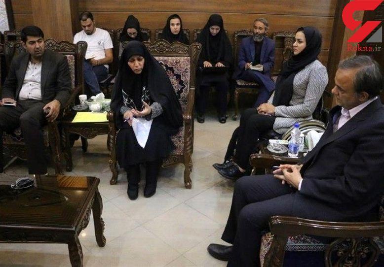 آزادی 2 نوجوان محکوم به قصاص در کرمان + تصاویر