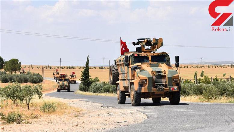 ۲ نظامی ترکیه در درگیریها با تروریستهای مورد حمایت آنکارا کشته شدند