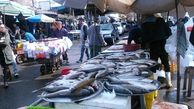 ثبات بازار ماهی در بازار عید به دلیل کرونا