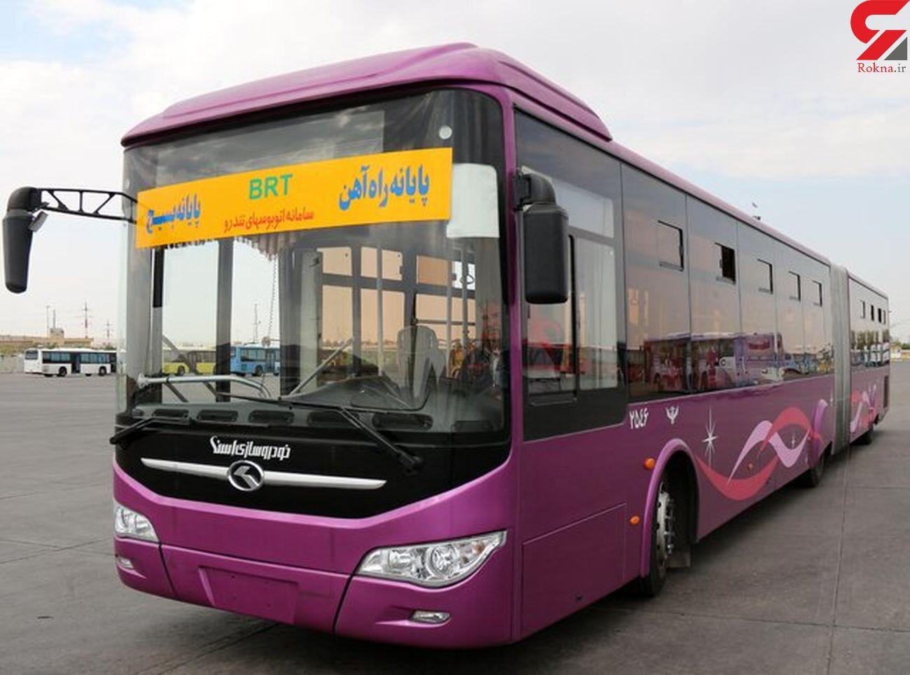 رئیس جمهور به قول خود برای بازسازی ناوگان اتوبوسرانی عمل کند