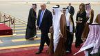 تماس تلفنی ترامپ با پادشاه عربستان
