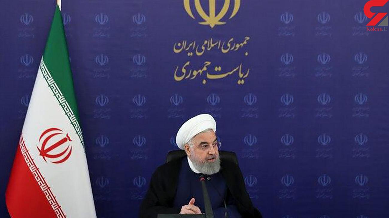 روحانی : در برخی از استانها توانستیم از پیک کرونا عبور کنیم