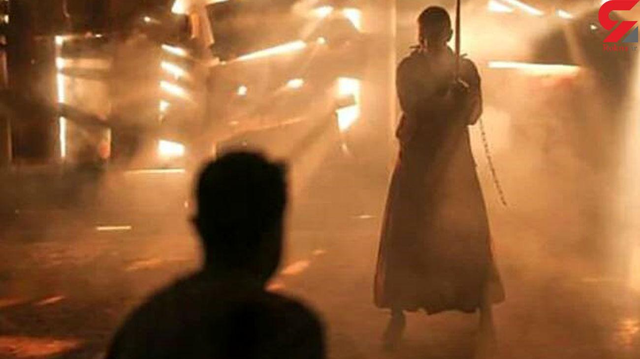 فیلم بازیگران زن ایرانی که بی حجاب در سینما پخش شد /  توقیف قاتل و حشی یا  لیلا حاتمی با موی تراشیده