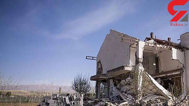 تخریب ویلای پرماجرای فیروزکوه از سر گرفته شد+ عکس