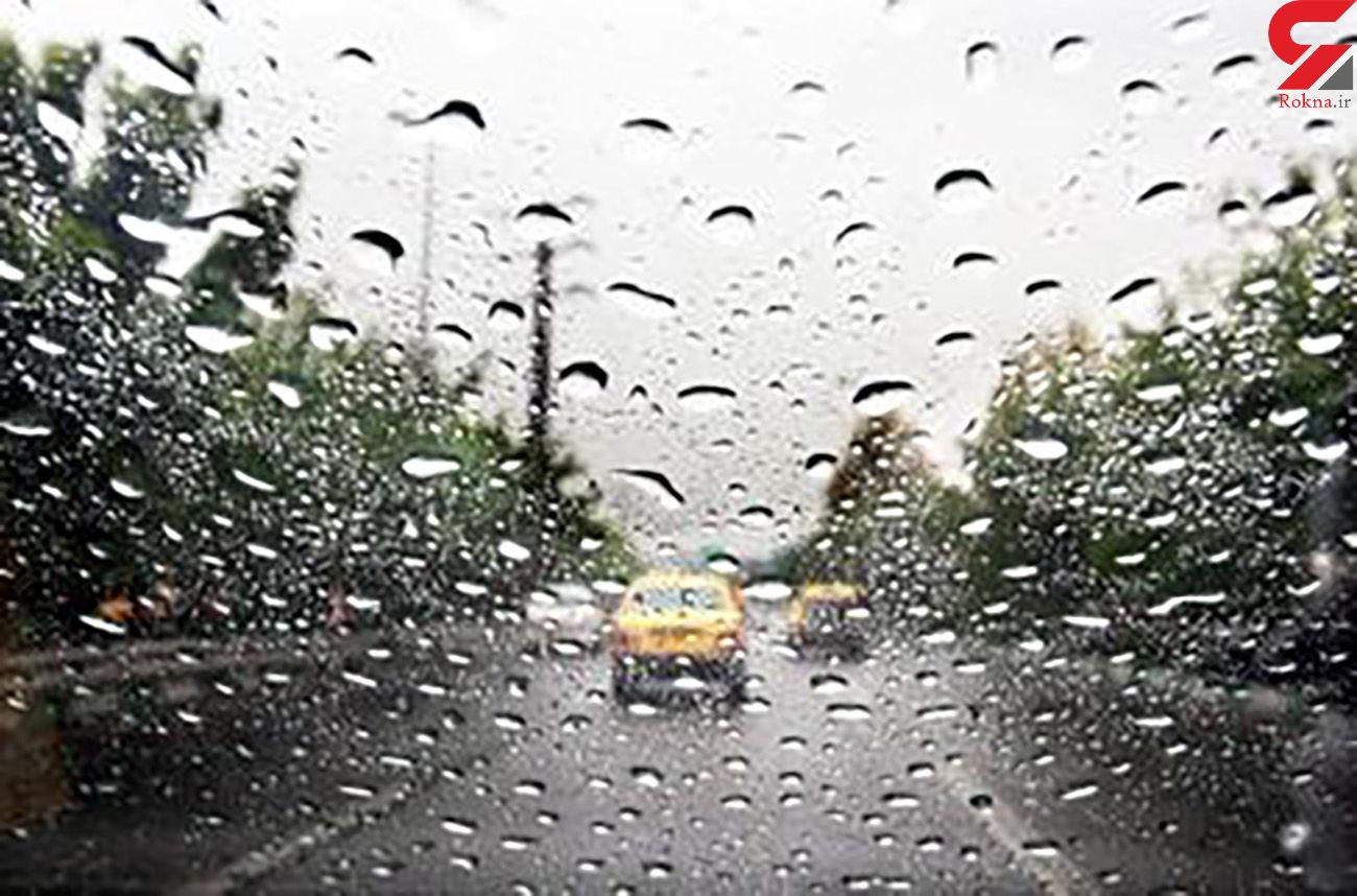 هواشناسی نسبت به تداوم بارش باران هشدار داد