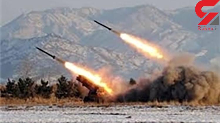 جنوب عربستان موشک باران شد