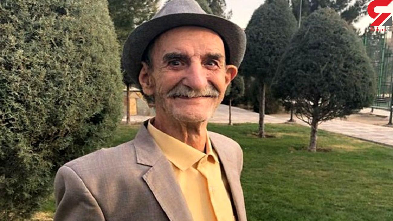 احمد پور مخبر در سکوت خبری به خاک سپرده شد + فیلم