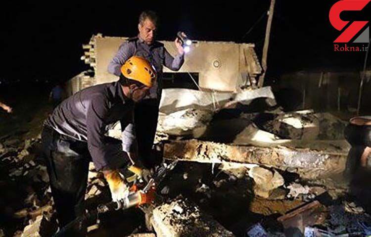 انفجار مخزن بنزین در زنجان  + عکس