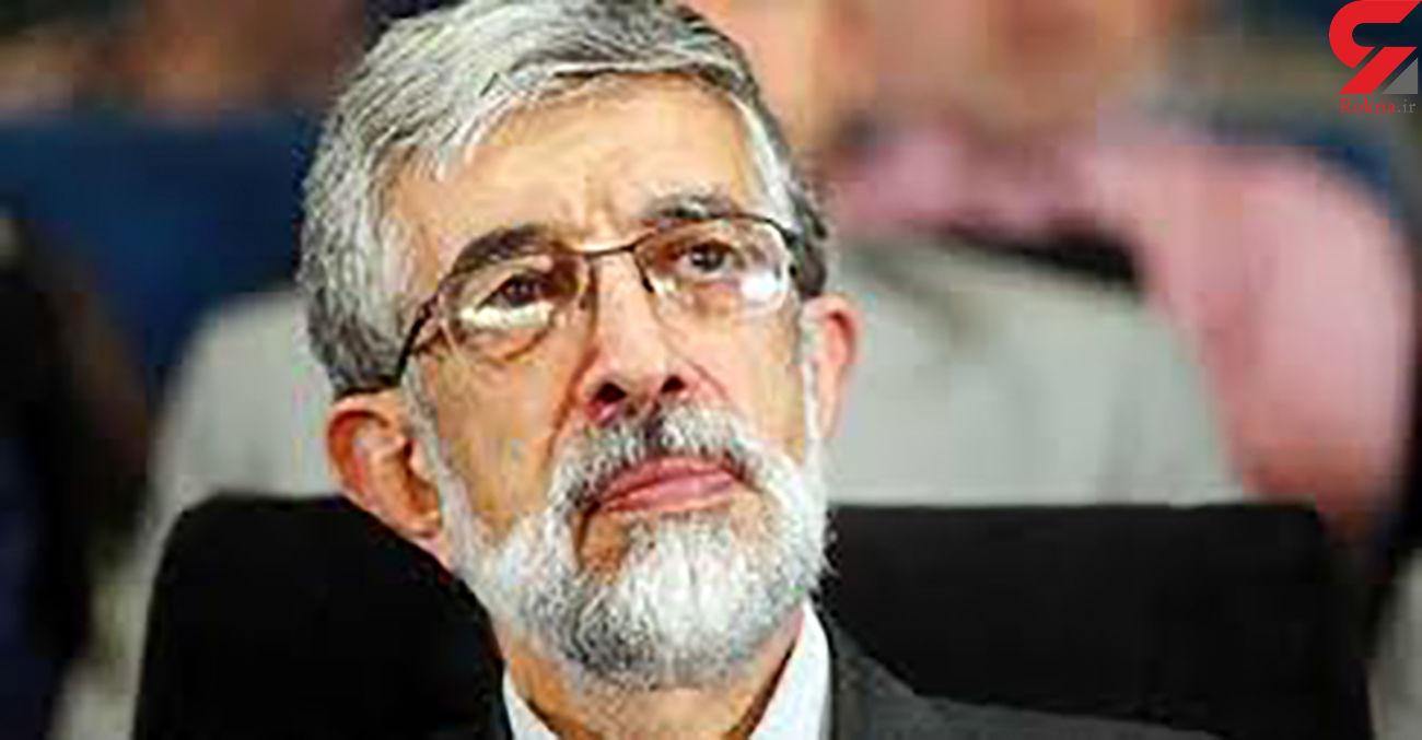 حدادعادل: تمام تلاش آمریکا و غرب بیرون نرفتن انقلاب اسلامی از مرزهای ایران است