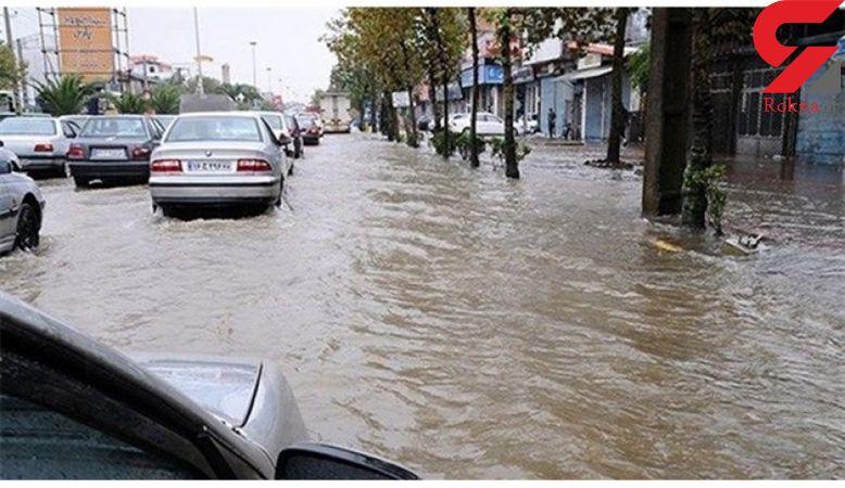 هشدار جدی استاندار / سیل تهران را در برمی گیرد