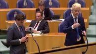 غش کردن وزیر بهداشت در نشست بحران کرونا + فیلم / هلند