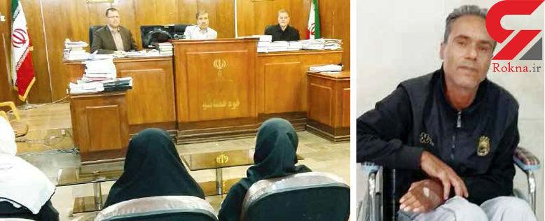 این مرد 9 زن و دختر را به بیابان های کرج کشاند و .... +عکس