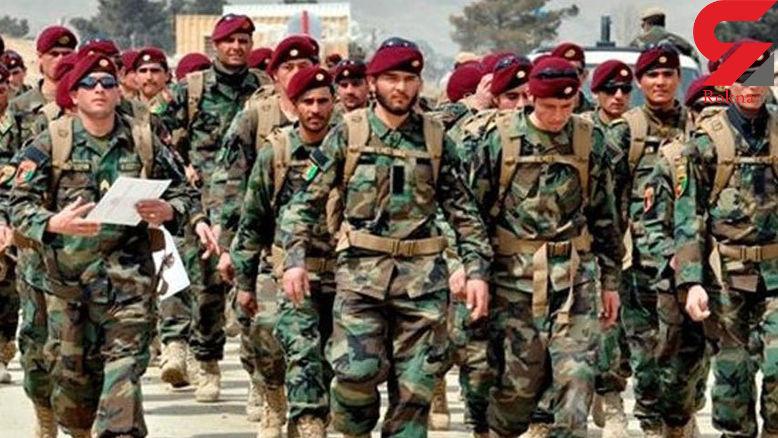 57 عضو گروه طالبان در افغانستان کشته شدند