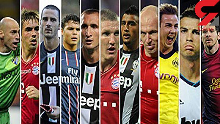 نقل و انتقالات فوتبال اروپا / باشگاه هایی که بیشترین هزینه را برای خرید بازیکن انجام دادند