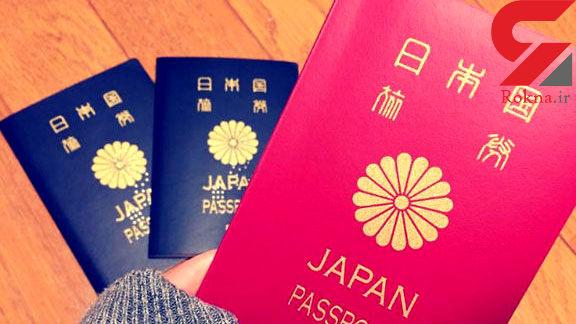ژاپن دارنده بهترین پاسپورت جهان در سال 2019 شد