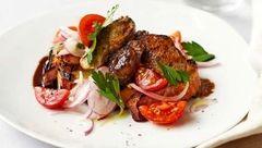 جگر مرغ سرشار از آهن و پروتئین
