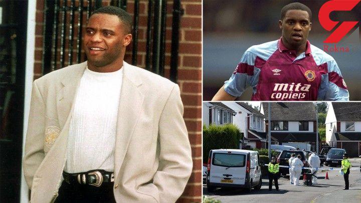 دو افسر پلیس بازیکن سابق منچستر را با شوکر به قتل رساندند+ عکس