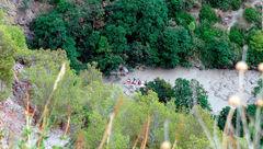 ۱۰ کشته در بارندگی سیلآسای جنوب ایتالیا