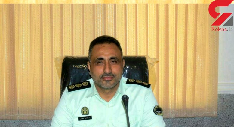 دستگیری عاملان چاقوکشی در آزادشهر