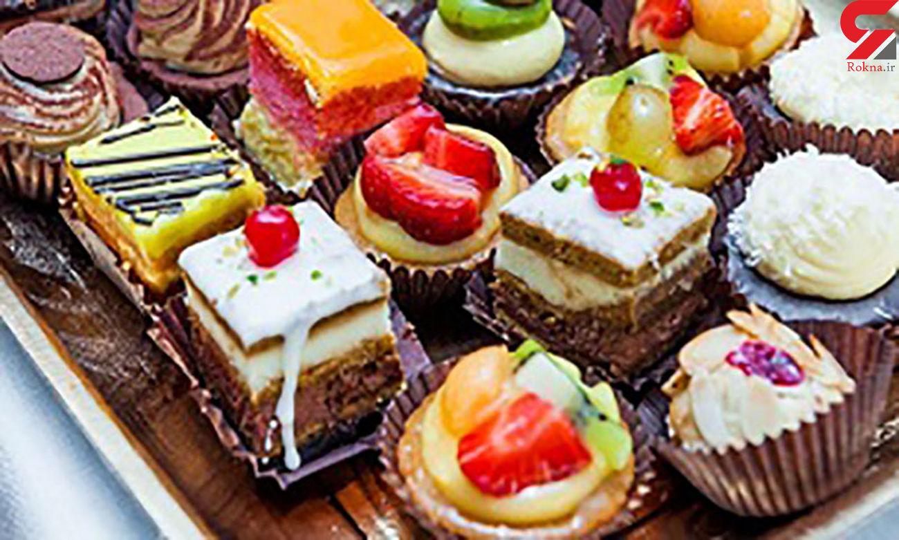 فروش شیرینی ، آجیل و خشکبار ممنوع است