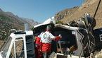 کشته شدن تکنسین اورژانس در برخورد هلیکوپتر با تیر برق کنار جاده آمل +تصاویر
