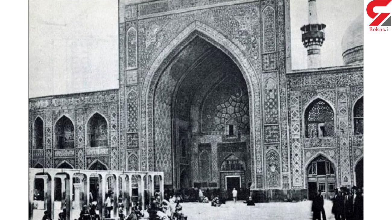 به مناسبت سالگرد فاجعه خونین حمله به مسجد گوهرشاد