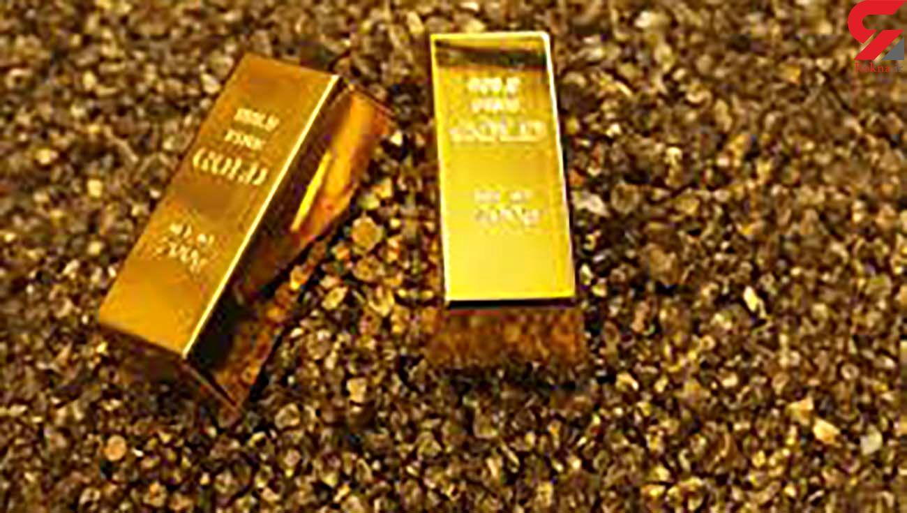 قیمت جهانی طلا امروز جمعه 3 بهمن ماه