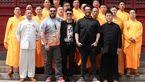 بازیگران ساخت ایران 2 در معبد شائولین +عکس