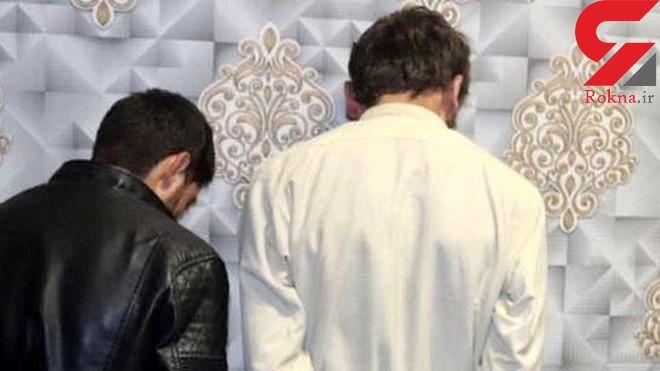 بلای وحشتناک بر سر مهسا  در دام 2 مرد پلید! / مردان افغان اعدام می شوند! + جزییات و عکس