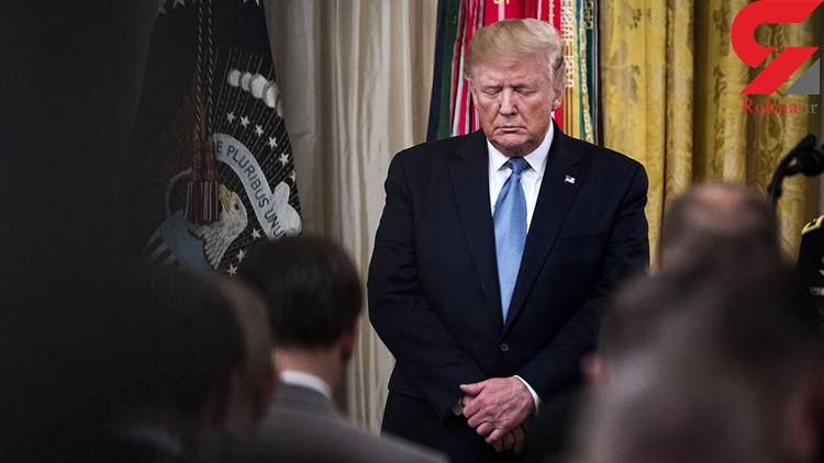 درخواست مردم آمریکا: ترامپ را از کاخ سفید اخراج کنید