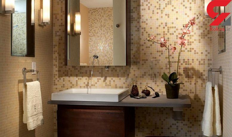 ترفندهای طلایی در چیدمان سرویس بهداشتی