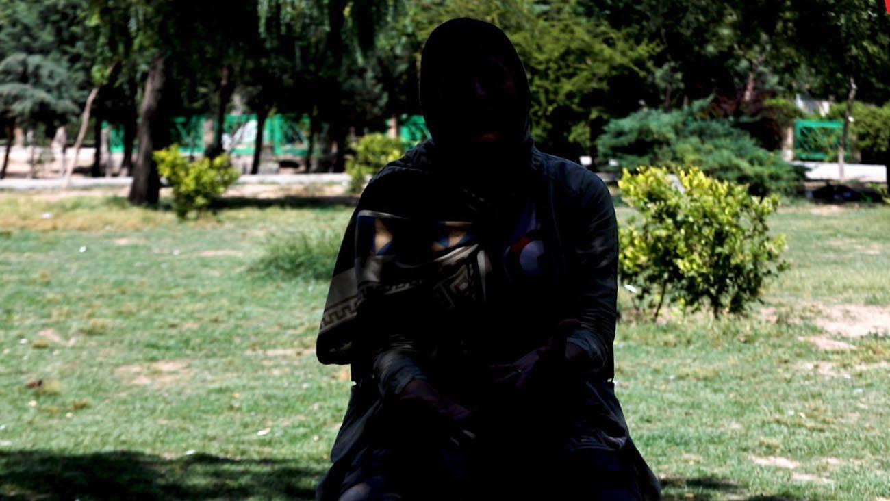 دستگیری دختری 18ساله ژولیده در نیشابور / علی او را بدبخت کرد
