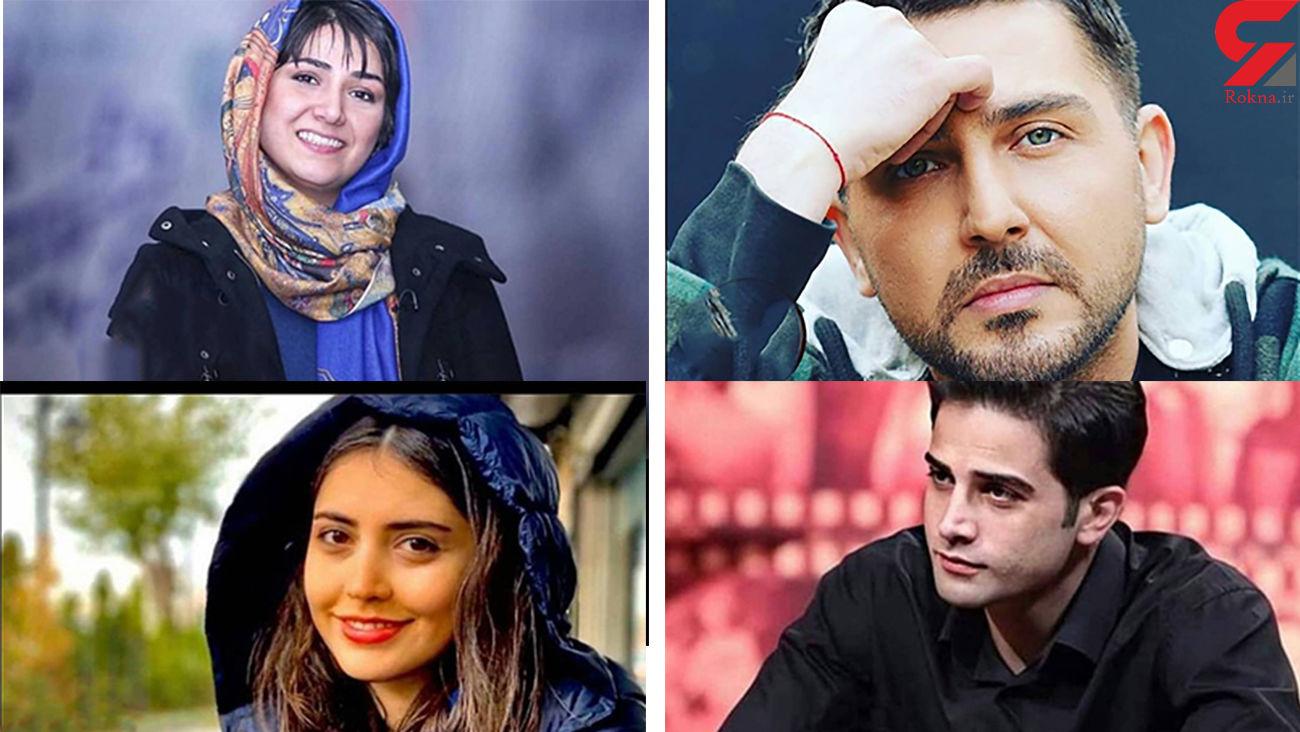 عکس بازیگران مجرد سریال ملکه گدایان / حتی باران کوثری