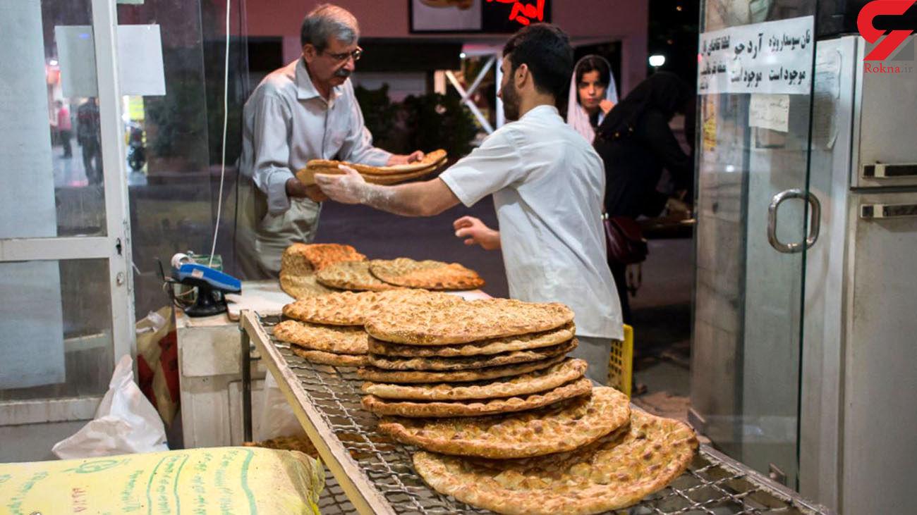پروتکل های کرونایی حضور در نانوایی