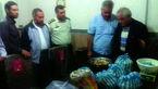 2 مرد با حفر تونل 25 کیلو طلا سرقت کردند/ در میاندوآب رخ داد+ عکس