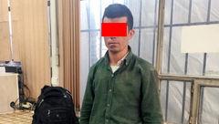 سفر خطرناک پسر جوان برای ورود به ایران / او در مرز بازرگان دستگیر شد + عکس