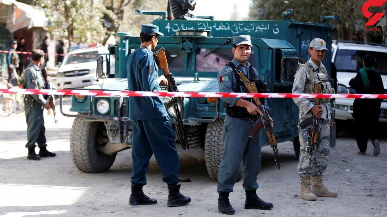 کشف 4 چهار تن مواد منفجره در کابل