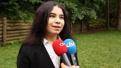 دختر ۱۸ ساله، جوان ترین نامزد انتخابات ترکیه + عکس