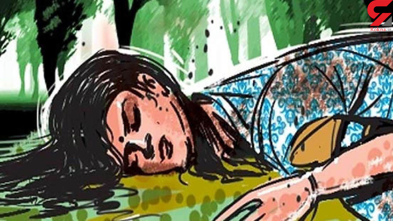 قتل شیطانی خانم معلم توسط پیک موتوری در خیابان ! / هند در شوک