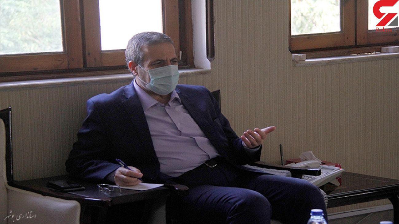 معاون عمرانی را برای رسیدگی به نیازمندیها ی مطبوعات بوشهر مامور میکنم