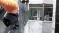 بی تابی های یک کودک در فراق مادر پرستارش+فیلم