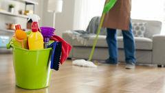 ترفند نظافت خانه در یک چشم بهم زدن